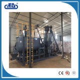 prensa de pellet de alimentación de alta calidad/completa la línea de producción de piensos