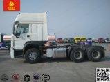 Caminhão trator 6X4 Veículo Pesado Sinotruck HOWO Cabeça Reboque 30-50ton 336/371A HP