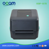 schwarzer Barcode 300dpi thermischer Positions-Kennsatz-Drucker