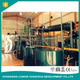 Используемая система рафинадного завода регенерации масла двигателя