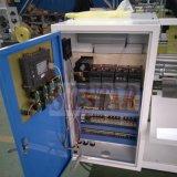 Volle automatische Hochgeschwindigkeitsstern-Dichtungs-Rolls-Anschließenabfall-Beutel, der Maschine herstellt