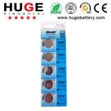 batteria Cr2025 delle cellule del tasto del metallo del litio di 3V 150mAh