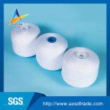 Kern gesponnenes Garn-Polyester-Spinnfaser-Garn 100% für Nähgarn