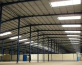 Struttura d'acciaio industriale prefabbricata della struttura di tetto del magazzino d'oltremare