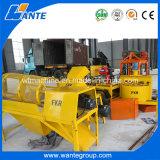 Wante Machine Wt1-20m Machine de brique entrelacée avec mélangeur