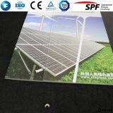 Arco-Revestimento de vidro do módulo solar de 1634*986*3.2mm