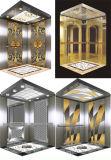 Cabine d'ascenseur de décor de feuille de l'acier inoxydable 304 de Hermessteel
