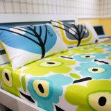 Lenzuola domestiche del tessuto di cotone della tessile