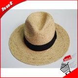 Шлем Панамы сторновки шлема сторновки рафии естественный