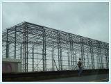 Taller de fábrica de la construcción de almacenes prefabricados de estructura de acero puente Bailey