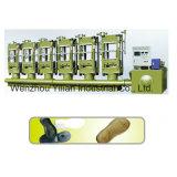 La formation de mousse EVA Automatique Machine de moulage