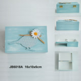 Artificial Flower를 가진 우아한 En71 ASTM Standard Wooden Photo Frame