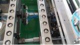 Machine en deux pièces de pliage de cartons et de collage