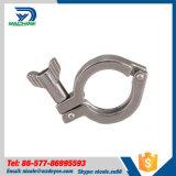 Morsetto resistente adatto sanitario dell'acciaio inossidabile SS304