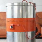 Faixa de eléctrico do aquecedor do tambor do elemento de aquecimento do aquecedor de borracha de silicone com termóstato mecânico