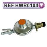 Regolatore di pressione bassa di alluminio/in lega di zinco per gas naturale/GPL (HWR0103)