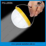 Lampe de détecteur solaire de mouvement d'utilisation flexible avec la batterie 500mAh
