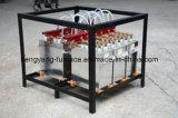 Alluminio Shell Fornace con 12 impulsi Cabinet