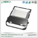 El color de la alta calidad SMD 150W que cambia la luz de inundación al aire libre del LED al aire libre muere el molde Alumium