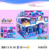 Punten van de Speelplaats van het Speelgoed van kinderen de Binnen Zachte