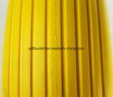 4.00-8 Rotella di gomma solida della gomma piuma dell'unità di elaborazione del pneumatico per il camion di mano
