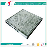 Resistentes à corrosão Composto Rectangular Road Manhole Covers