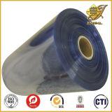 Vácuo rígido transparente do PVC que dá forma à película