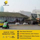 tente en aluminium de centre de congrès de largeur de 40m pour l'exposition d'exposition avec le toit vert (P2 HAF 40M)