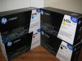 HP를 위한 Ce740A~Ce743A 인쇄 기계 색깔 토너 카트리지 수입상