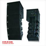 Alto potere Horn Speaker Line Array Active 8 Inch con 15 Inch Sub