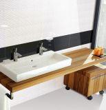 オーストラリアのための300X900mmの白い光沢のある陶磁器の壁のタイル