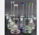 De Buis van het Glas van de Tabak van de Filter van de Bal van de Punctuur van de Pijp van de Rook van het glas