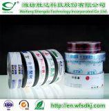 PE/PVC/PET/PP Film protecteur pour profilé en aluminium//Colord PROFIL PVC