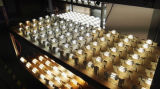 Nueva bombilla de Non-Dimmable 78m m SMD 2835 LED de los colores de la llegada R7s 5W 3