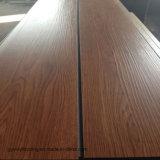 étage de vinyle de PVC 3mm sec de dos/colle de 2mm vers le bas