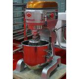Drei Nahrungsmittelmischer der Geschwindigkeits-Dreifunktions-Brot-Maschinen-3kg 20L