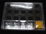 """Cuvette de dessert de Kova 3.8 onces avec """" plateau 15 rectangulaire"""