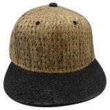 El sombrero con el hombre hizo el cuero 010