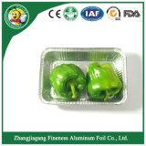 صنع وفقا لطلب الزّبون [ألومينوم فويل] صينيّة لأنّ طعام