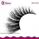 Ресница норки волос 3D наградного качества естественная
