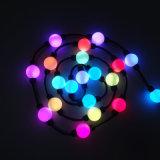 魔法カラー5050 RGB 50mm Ws2801 LED球ライト