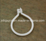 Автоматический фиксируя пластичный крюк/крепко огораживает крюк ногтя пластичный/крюк бабочки/крюк Pegboard