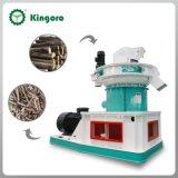 大きい容量の縦のリングが付いている木製の餌機械は停止する