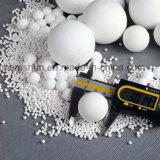 触媒サポートベッドとして99%の高いアルミナの不活性の球