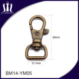 Nice Zamak Antique Brass Snap Hook