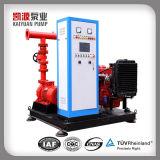 Пожарная панель управления электроприводом Autotransformer Pumpset