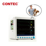 Video paziente di Contec Cms8000-Vet per la strumentazione veterinaria portatile animale del controllare