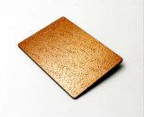 Польза панели апельсиновой корки поверхностная алюминиевая составная для внешнего украшения