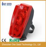 Het duurzame Licht van de Fiets met 2 Tellers van de Steeg van de Laser C006