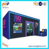 Populäres Kino des Luxus-9 der Sitz5d u. Simulator des Stromsystem-Kino-5D
